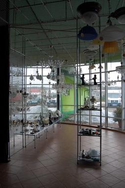 Budynek firmy Juma-Bial, ekspozycja - zdjecie 1