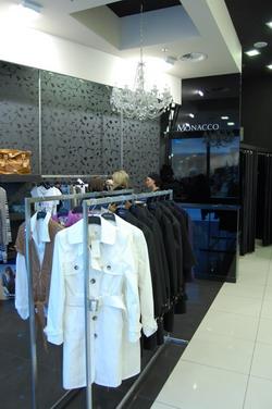 Centrum Handlowe - Galeria Biała, sklep Monacco Białystok - zdjecie 6
